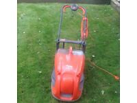 Electric Lawnmower / Flymo Glider 330