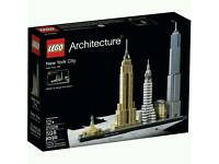 LEGO New York Skyline kit