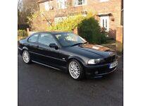 Bmw 320 Msport £700 no Mot/ now has Flat tyre