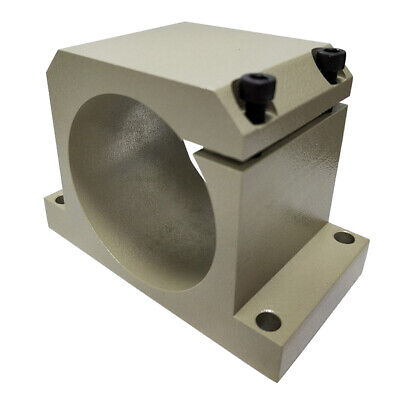 Spindle Motor Mount Base Holder Clamp 65mm For Millng Machine Accessory
