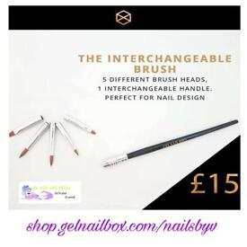 Interchangeable Brush
