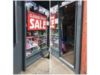 Shop to let- Fastfood - Business - Commercial- A3 A5 - Prime Location Stratford Road - Bargain