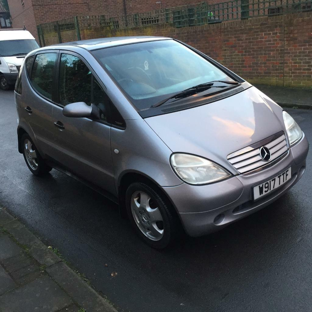 mercedes benz a1 40 avant in clapham london gumtree