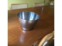 Kenwood stainless steel mixing bowl 1960s