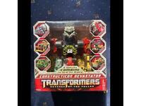 Transformers Revenge of the Fallen Construction Devastator