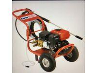 Clarke 186 bar petrol driven power washer 7330340 PLS190