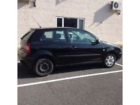 2002 Volkswagen Polo - SPARES OR REPAIRS