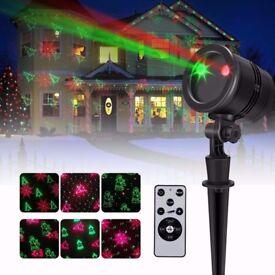 Christmas Projector Light (Indoor/outdoor)
