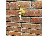 Outside tap installation (supply & fit)