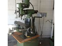 Warco Milling Machine