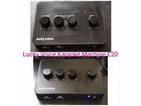 Lucky Voice Karaoke Party Box Machine