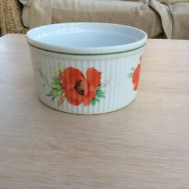 Royal Worcester Poppies Dinner Service & Crockery Used