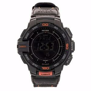 Casio 52.4mm Men's Digital Sport Watch - Black