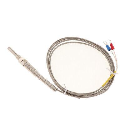 Insertion Probe Type (Stainless Steel K-Type Thermocouple Insertion Probe 0-800°C Range)