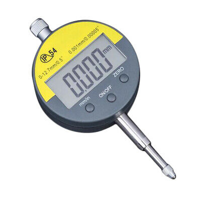 Digital Dial Indicator Electronic Dial Test Gauge 0.001mm0.000050-12.7mm
