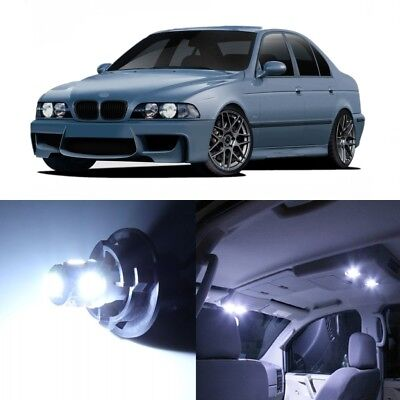 20 x White LED Interior Light Package For 1996 - 2003 BMW 5 Series M5 E39 + TOOL