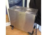 Rieber double commercial hotplate £500