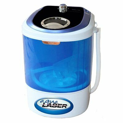 Mini Washing Machine Portable Camping Boat Power Maximum 60 W Capacidad5,7, used for sale  Shipping to Nigeria