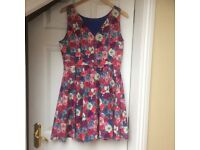 Red Herring floral Dress