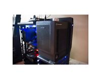 Thermaltake 10 Extreme Gaming PC, i7 5820K, ASUS X99-Deluxe, Corsair 8GB DDR4