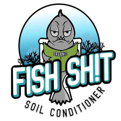 Fish Sh!t Organic Soil Conditioner Beneficial Bacteria FishShit Fish Head Farms