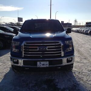 2016 Ford F-150 XLT/4X4  *FINANCING AVALAIBLE WITH $0 DOWN !!!!!