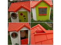 "Smoby ""my house"" playhouse"