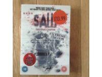 Saw DVD