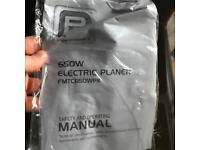 Electric planer