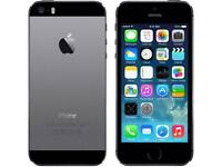 iPhone 5s in excellent working order . With guarantee