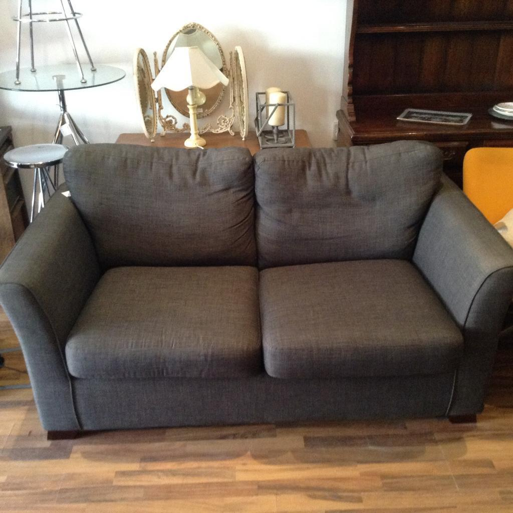 Grey Sofa Bed In Norwich Norfolk Gumtree