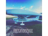 Pleasure Flights in Brighton and Hove