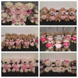 Brand New Mothers Day Teddy's, over £200 worth open to sensible offers