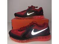 Genuine Original Rare Nike Air Max 2014 uk size 8 .5