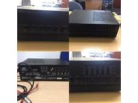 InternM pa4000 public address amplifier