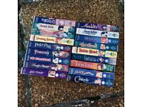 Disney movies film VHS tape collection x 18 films