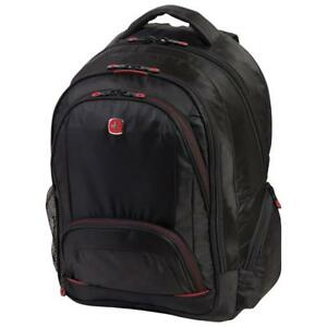 "SwissGear SWA2302R 009 15.6"" Laptop Backpack  Black (New other)"