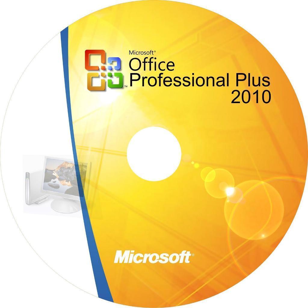 ms office 2010 cd