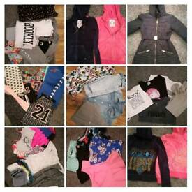 Girls clothes bundle age 10 to 12