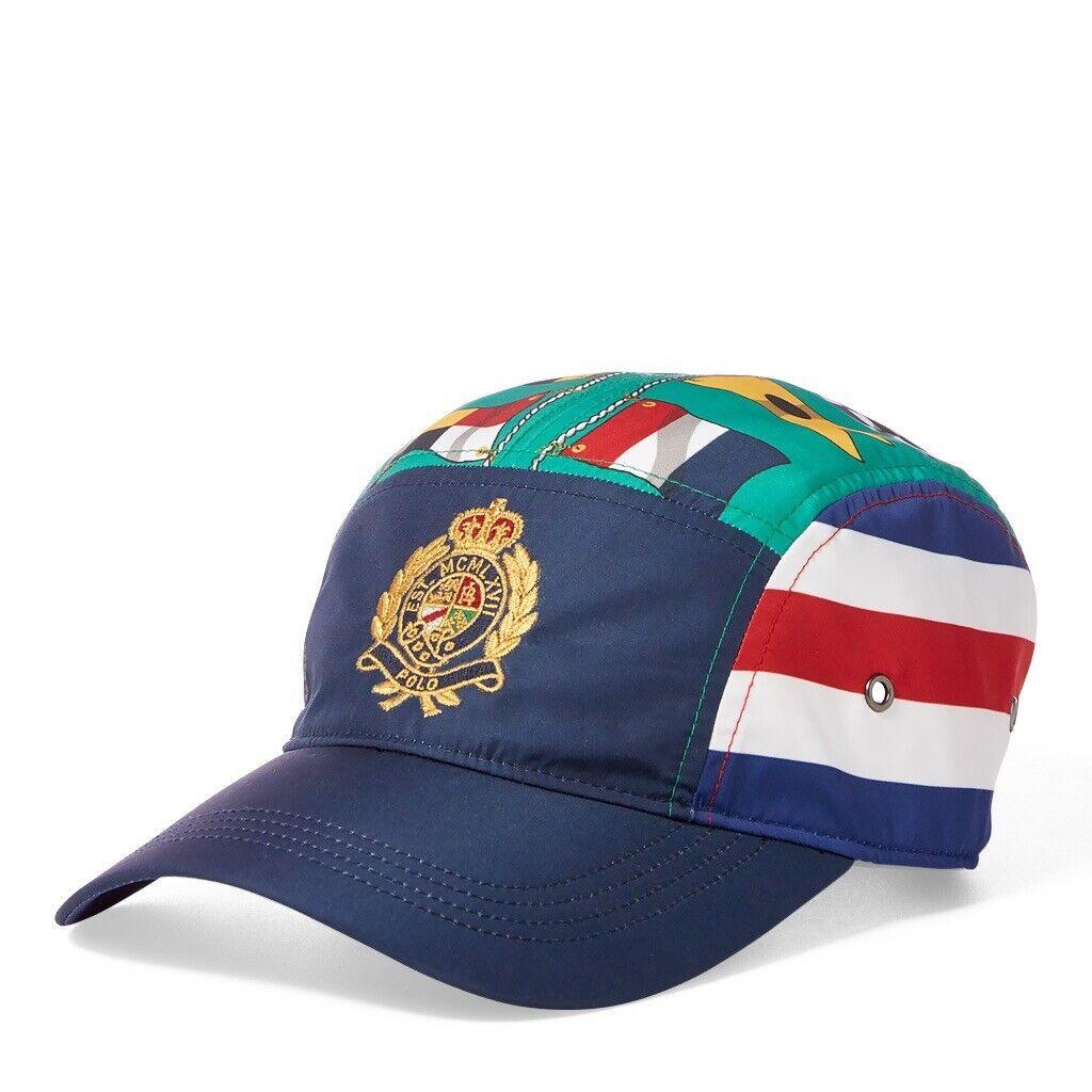 10f72e70131 POLO RALPH LAUREN CP-93 Boating Flag Cap (Brand New) Supreme