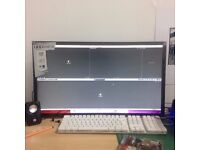 4K MAC PRO HACKINTOSH BUNDLE- 16GB RAM - 128GB SSD - gtx 960