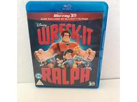 Disney Wreck It Ralph 3D & 2D