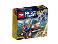 LEGO Nexo Knights 70347 King's Guard Artillery NEW