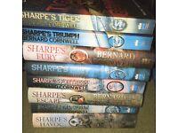 Bernard Cornwell Sharpe's collection