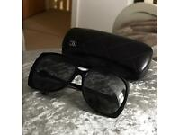 Genuine Oversized Chanel Sunglasses