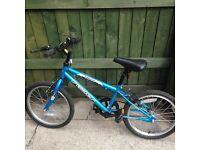 Boys Blue All-Terrain Bicycle!