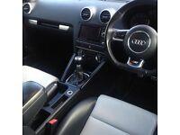 Audi s3 black edit tfsi Quattro