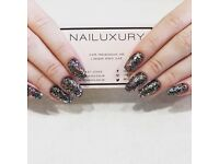 Nail techician and receptionist needed urgently