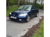 2003 honda civic hybrid 12months mot!!! £20 ROAD TAX12 months