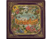 Panic! at the disco: Pretty Odd